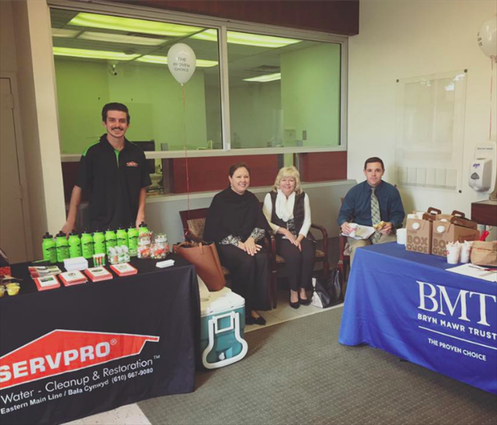 SERVPRO CoHosts Blood Drive w/ BMT