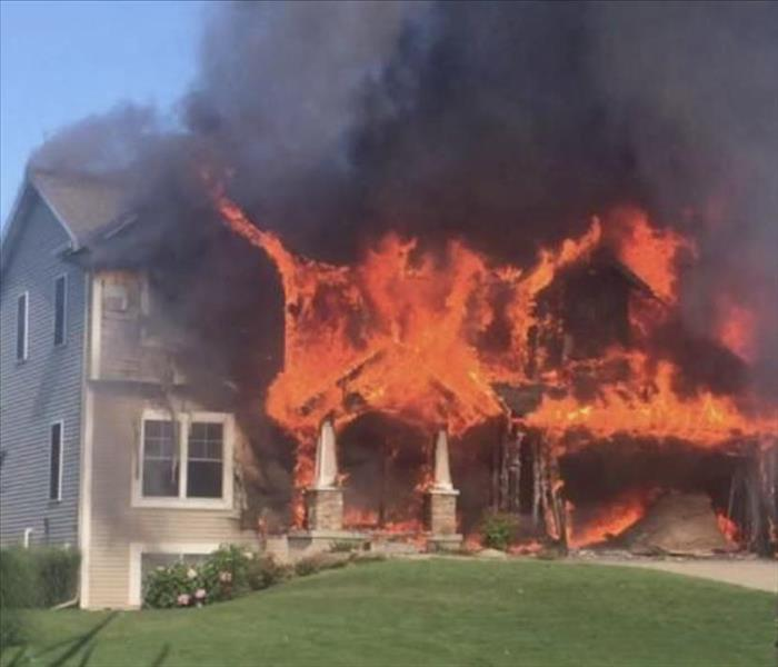 Here Are Some Tips To Prevent House Fires